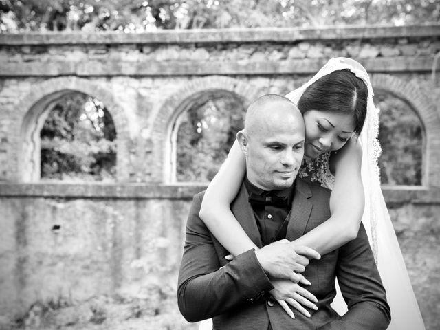 Le mariage de Guillaume et Nathalie à Bagnols-sur-Cèze, Gard 12