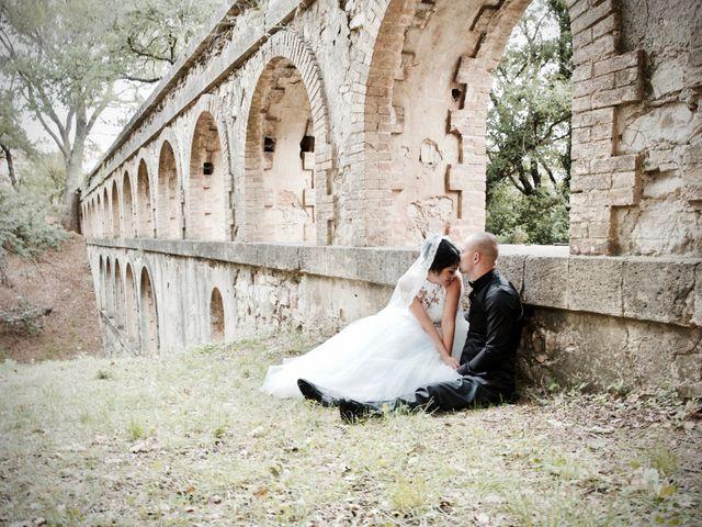 Le mariage de Guillaume et Nathalie à Bagnols-sur-Cèze, Gard 13