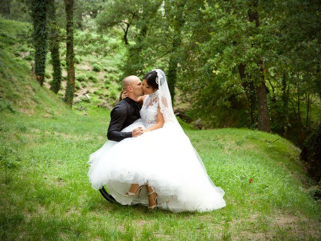 Le mariage de Guillaume et Nathalie à Bagnols-sur-Cèze, Gard 14