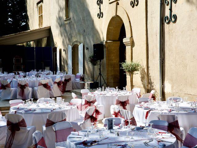 Le mariage de Guillaume et Nathalie à Bagnols-sur-Cèze, Gard 20