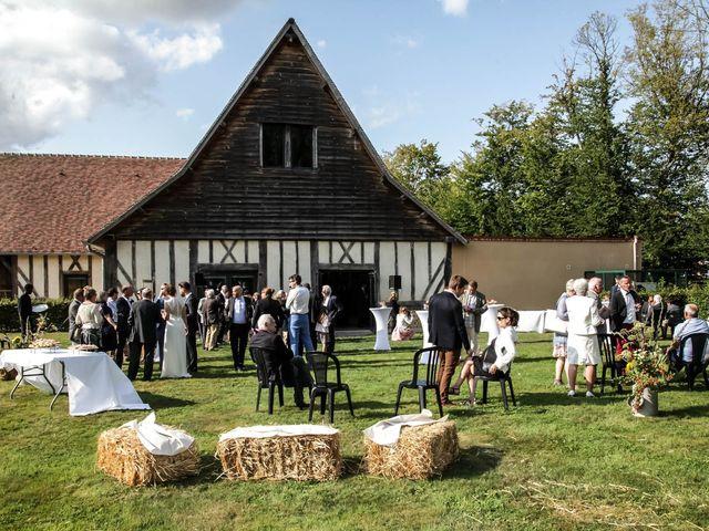 Le mariage de Martin et Agathe à La Ferté-Frênel, Orne 17