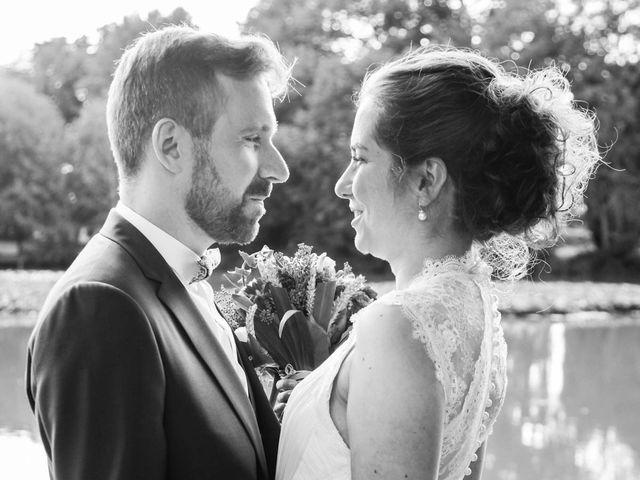 Le mariage de Martin et Agathe à La Ferté-Frênel, Orne 18