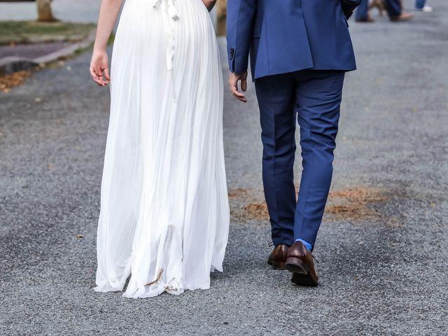 Le mariage de Martin et Agathe à La Ferté-Frênel, Orne 23