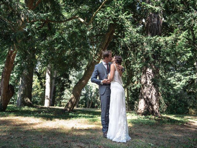 Le mariage de Anna et Christian