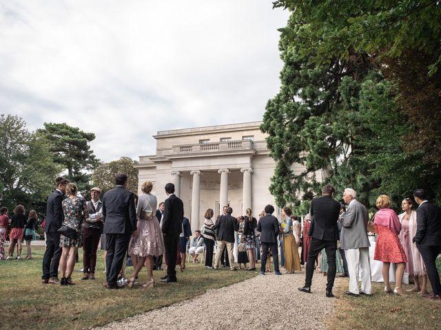Le mariage de Christian et Anna à Paris, Paris 84