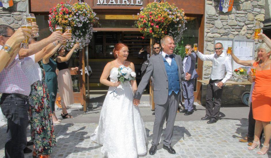 Le mariage de Laurent et Zelpah à Mont-de-Lans, Isère