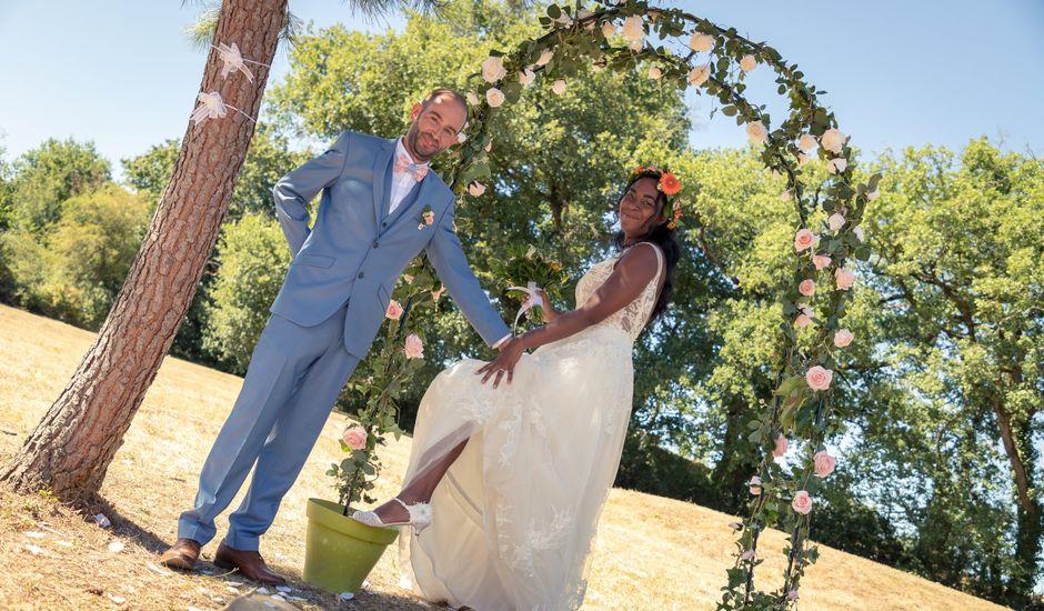 Le mariage de Amaury et Déborah à Lusignan, Vienne