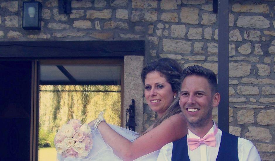 Le mariage de Sam et Magalie à Besançon, Doubs
