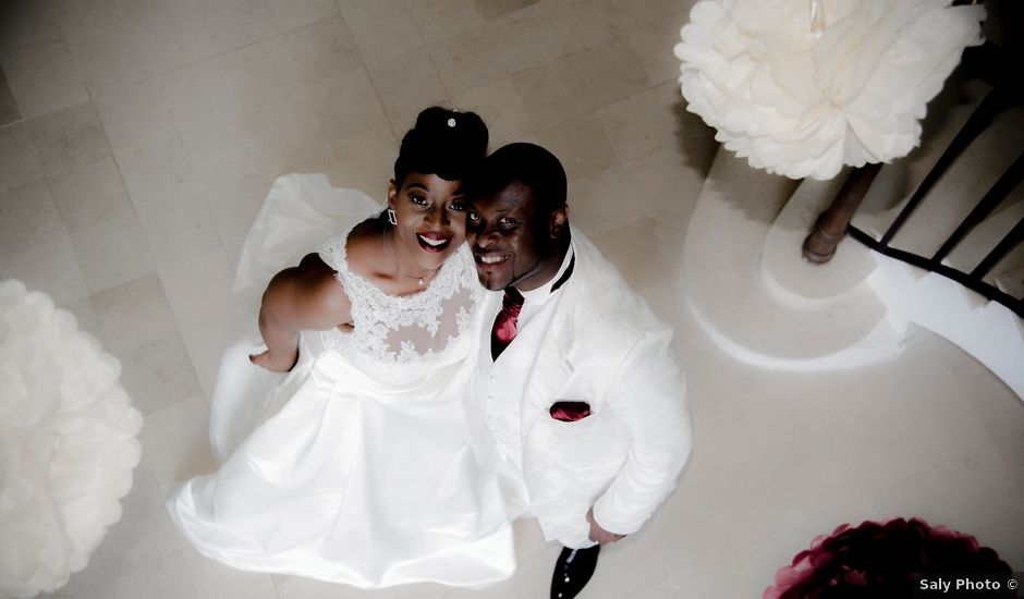 Le mariage de Aka-Paul et Octavie à Villiers-le-Bel, Val-d'Oise
