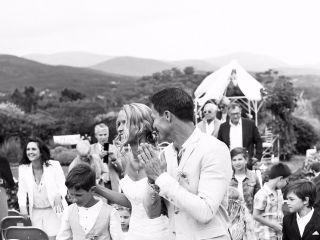 Le mariage de Zoé et Jérôme