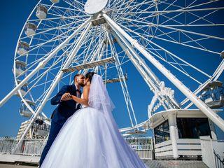 Le mariage de Tania et Romuald