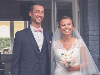 Le mariage de Constance et Pierre