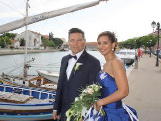Le mariage de Catherine et Thierry