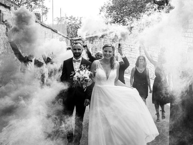 Le mariage de Régis et Fanny à Moragne, Charente Maritime 19