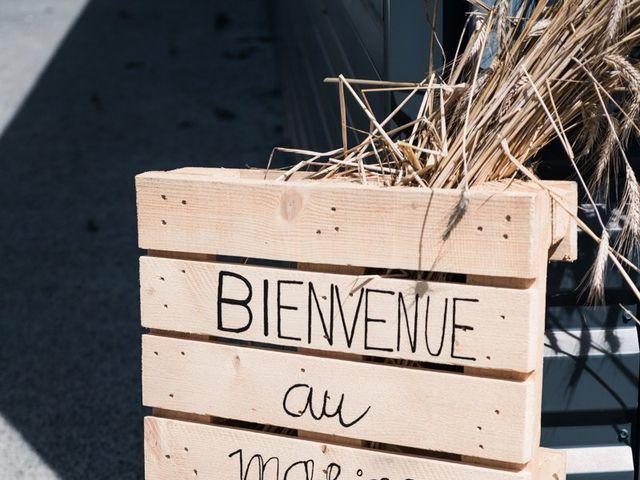 Le mariage de Régis et Fanny à Moragne, Charente Maritime 21