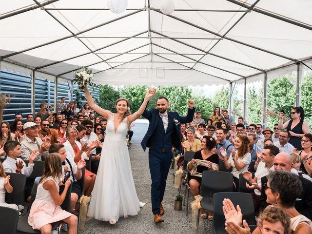 Le mariage de Régis et Fanny à Moragne, Charente Maritime 23
