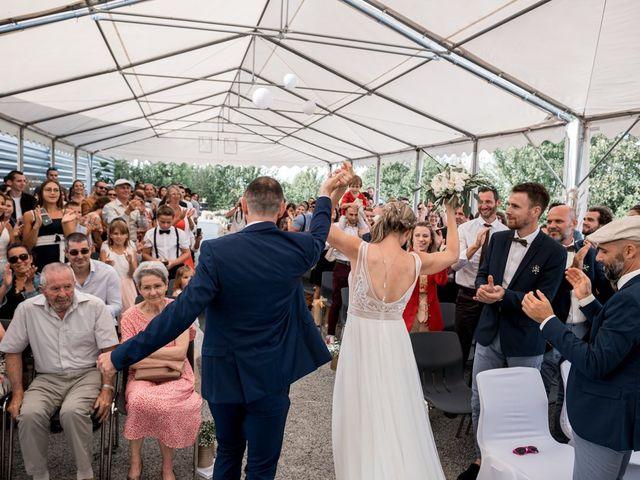 Le mariage de Régis et Fanny à Moragne, Charente Maritime 26
