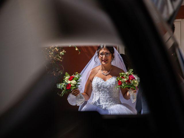 Le mariage de Romuald et Tania à Lunel, Hérault 14