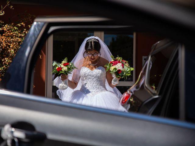 Le mariage de Romuald et Tania à Lunel, Hérault 15