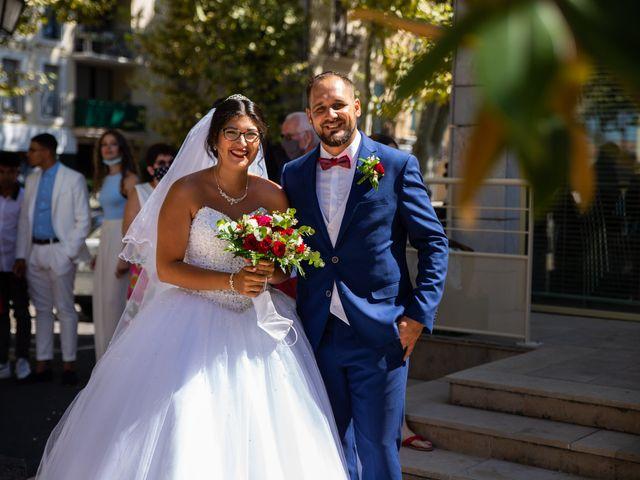 Le mariage de Romuald et Tania à Lunel, Hérault 16