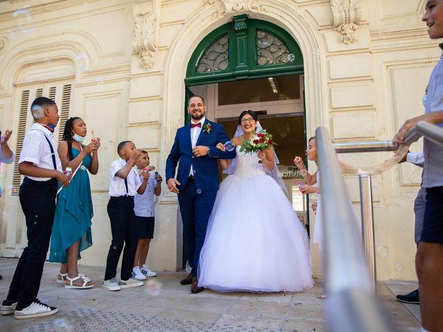 Le mariage de Romuald et Tania à Lunel, Hérault 19