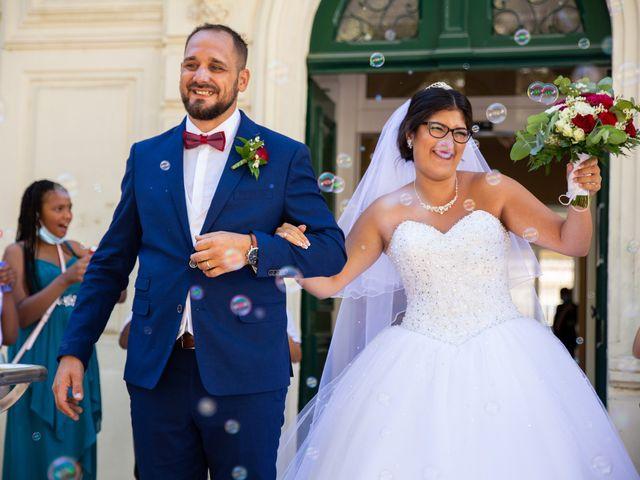 Le mariage de Romuald et Tania à Lunel, Hérault 20