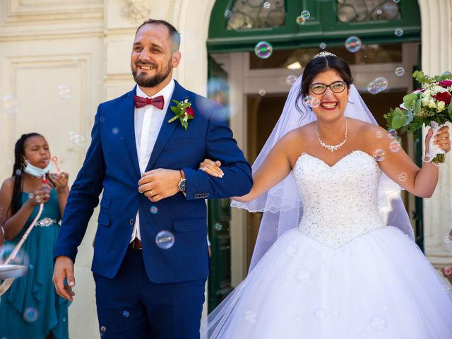 Le mariage de Romuald et Tania à Lunel, Hérault 21