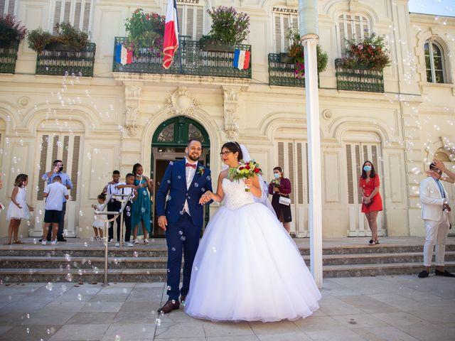 Le mariage de Romuald et Tania à Lunel, Hérault 22