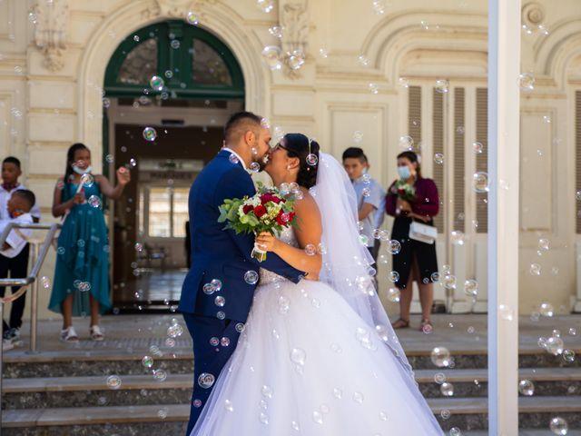 Le mariage de Romuald et Tania à Lunel, Hérault 23