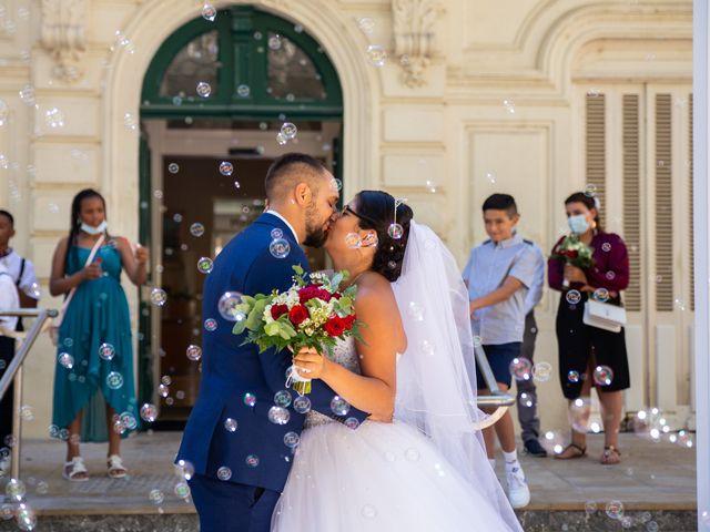 Le mariage de Romuald et Tania à Lunel, Hérault 24