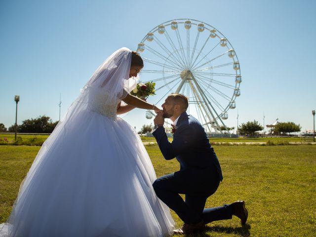 Le mariage de Romuald et Tania à Lunel, Hérault 27