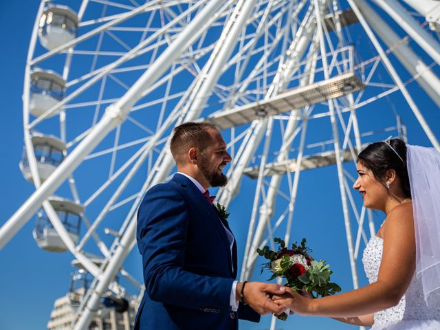 Le mariage de Romuald et Tania à Lunel, Hérault 29