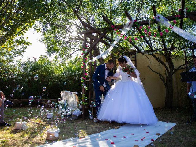 Le mariage de Romuald et Tania à Lunel, Hérault 42