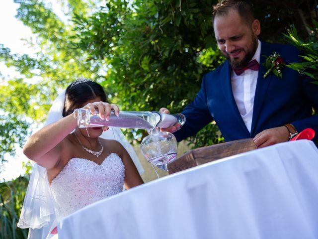 Le mariage de Romuald et Tania à Lunel, Hérault 43