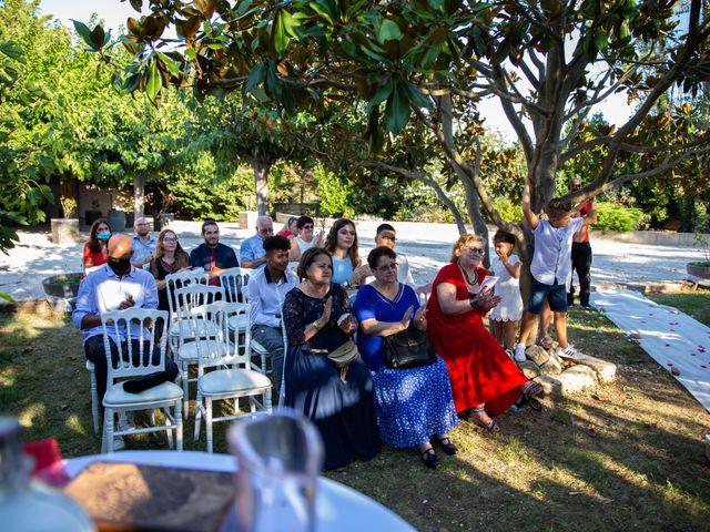 Le mariage de Romuald et Tania à Lunel, Hérault 55