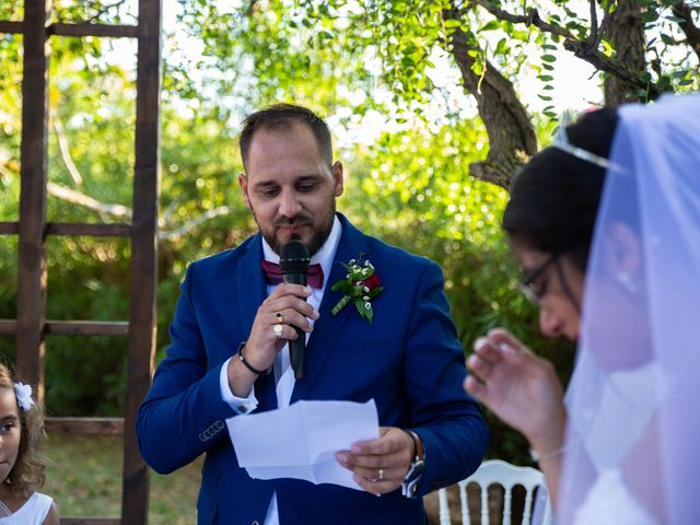 Le mariage de Romuald et Tania à Lunel, Hérault 56