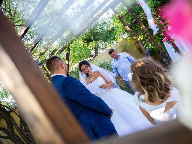 Le mariage de Romuald et Tania à Lunel, Hérault 62