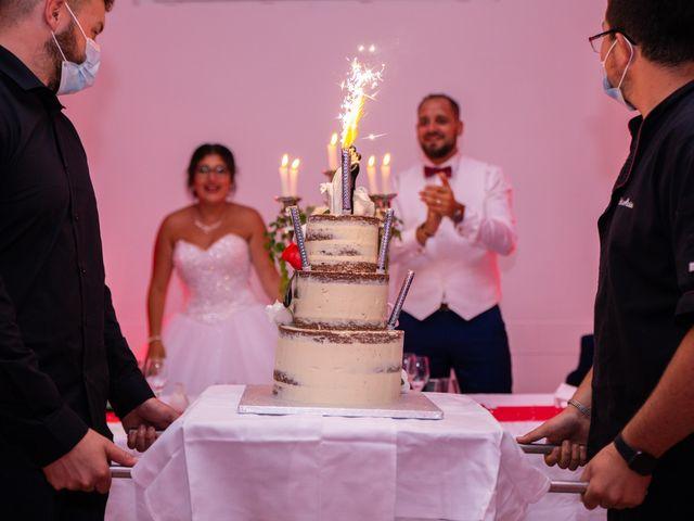 Le mariage de Romuald et Tania à Lunel, Hérault 75