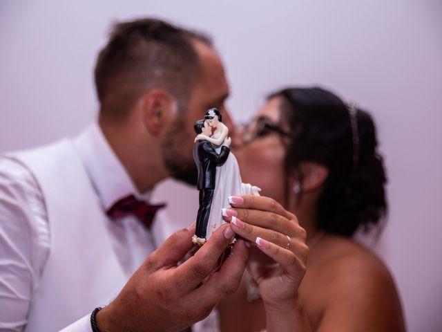 Le mariage de Romuald et Tania à Lunel, Hérault 78