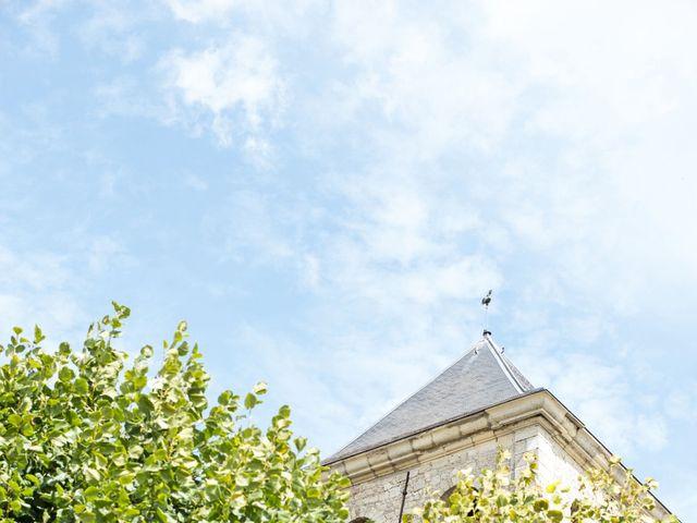 Le mariage de Clément et Kelly à Galluis, Yvelines 3