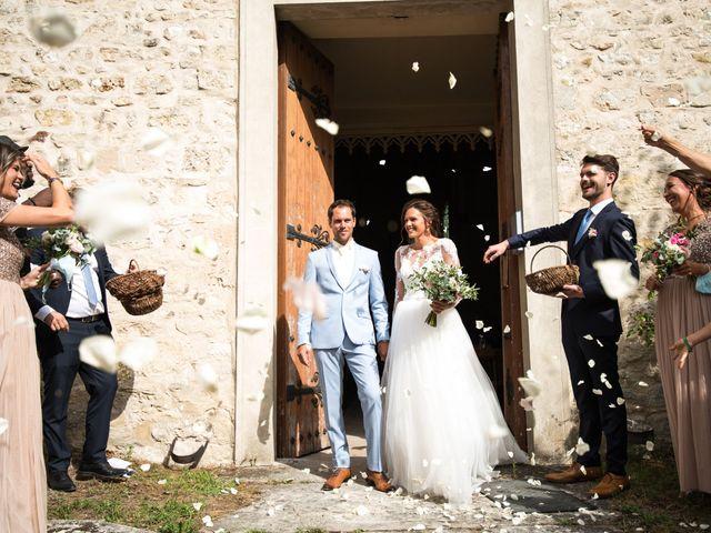 Le mariage de Kelly et Clément