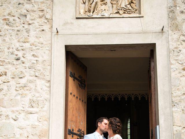 Le mariage de Clément et Kelly à Galluis, Yvelines 8