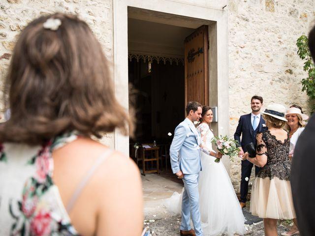 Le mariage de Clément et Kelly à Galluis, Yvelines 9