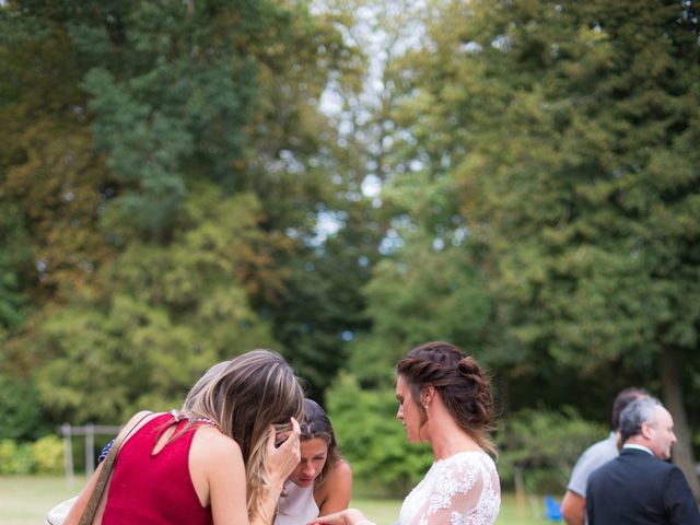 Le mariage de Clément et Kelly à Galluis, Yvelines 15