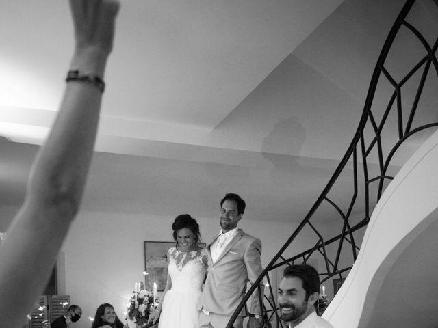 Le mariage de Clément et Kelly à Galluis, Yvelines 20