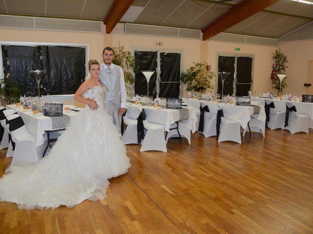 Le mariage de Guillaume et Malory à Vayres, Gironde 7