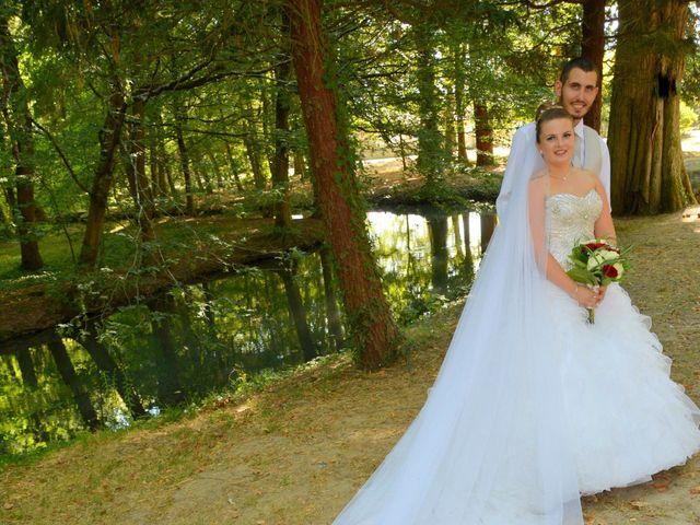 Le mariage de Guillaume et Malory à Vayres, Gironde 13