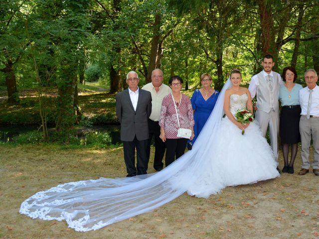 Le mariage de Guillaume et Malory à Vayres, Gironde 16