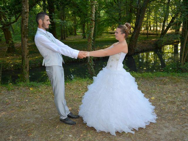 Le mariage de Guillaume et Malory à Vayres, Gironde 17