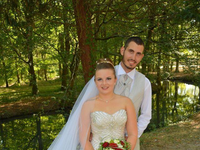 Le mariage de Guillaume et Malory à Vayres, Gironde 18